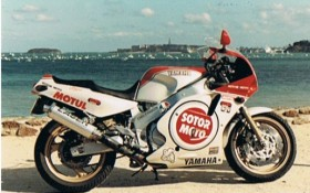 FZR 1000 Sotor Moto