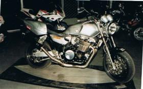 XJR 1300 Top Gun